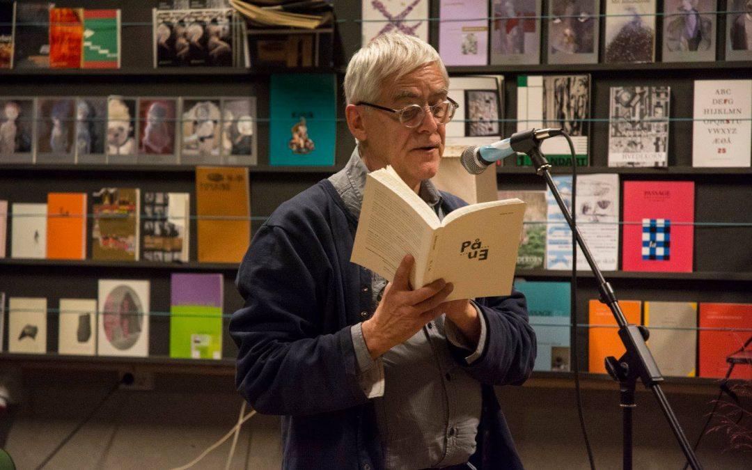 Forfattermøde – Jacques Jouet
