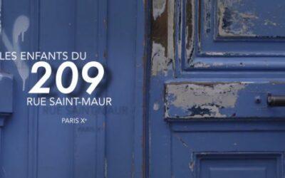 209, rue Saint-Maur, Ruth Zylberman